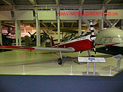 de Havilland Chipmunk TMk10 WP962