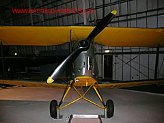 de Havilland DH82A Tiger Moth II, T6296