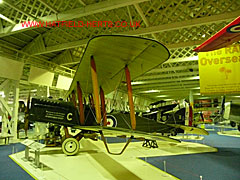 de Havilland DH9A, F1010